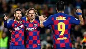 Barcelona, koronavirüsten dolayı Suarez ve Griezmann ile yollarını ayırıyor