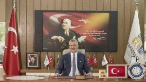 Başkan Özkan'dan 19 Mayıs mesajı