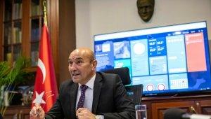 Başkan Soyer'den 'Çav Bella' kınaması