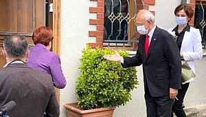 Bayramda partiler arası ilk ziyaret Kemal Kılıçdaroğlu, Meral Akşener arasında oldu