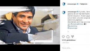 BB Erzurumspor İbrahim Erkal'ı unutmadı