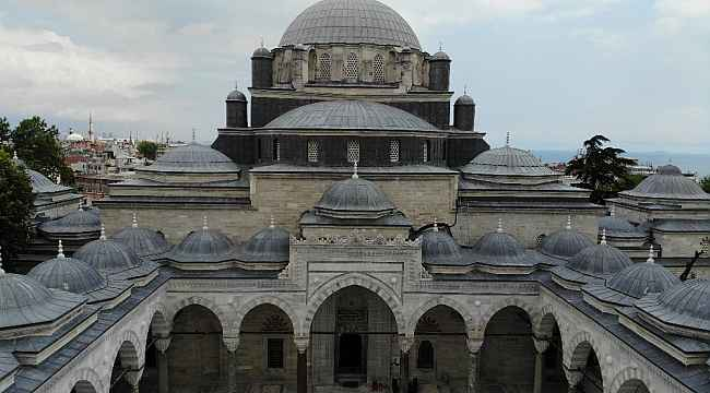 Beyazıt Camii'nde 49 milyon TL lik restorasyon 8 yılda tamamlandı