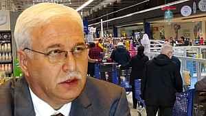 Bilim Kurulu Üyesi Prof. Dr. Tevfik Özlü'den alışverişe çıkan vatandaşlara önemli uyarı: 'İnsanların sağlığı için çok önemli'