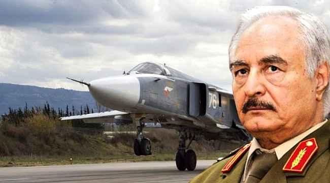 Birleşmiş Milletler, Libya'da darbeci Hafter'e sevk edilen Rus savaş uçaklarıyla ilgili inceleme başlattı