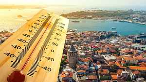 Bugün 5 şehirde son 90 yılın sıcaklık rekoru kırıldı