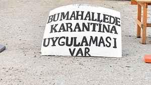Bursa'daki o mahallenin karantinası sona erdi - Bursa Haberleri
