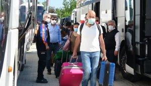 Bursa'da bin 205 vatandaş karantina yurtlarında misafir edildi - Bursa Haberleri