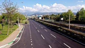 Bursa'da dört günlük kısıtlamada o yollar ulaşıma kapanacak - Bursa Haberleri