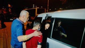 Bursa'da nefes kesen takipte yakalanan şahsın aracından uyuşturucu ve silah çıktı - Bursa haberleri