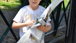 Bursa'da oruç tutan çocuklar ödüllendirildi - Bursa Haberleri