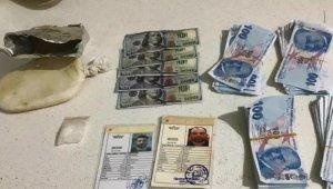 Bursa'da sahte para operasyonunda 2 tutuklama