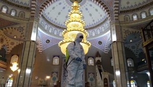 Bursa'da selâtin camiler cumaya hazır - Bursa Haberleri