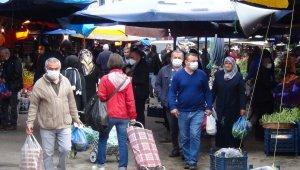 Bursalılar pazarlara akın ettiler - Bursa Haberleri
