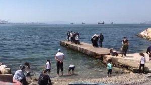 Bursa'nın sahil şeridi çocuklarla doldu taştı - Bursa Haberleri