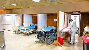 Çapa'da odalar boşalıyor; yoğun bakımdaki hasta sayısı yüzde 30 azaldı