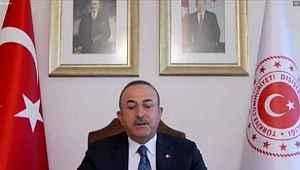 """Çavuşoğlu: """"80 ülkeye tıbbi malzeme yardımında bulunduk"""""""