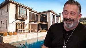 Cem Yılmaz, ünlü isme kiraladığı lüks villasını satışa çıkardı