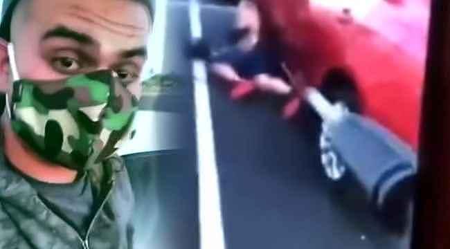 Conter Strike değil gerçek... Canlı yayında gözünü kırpmadan 3 kişiyi vurdu