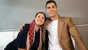 Cristiano Ronaldo'dan annesine 100 bin euroluk hediye