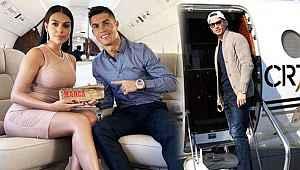 Cristiano Ronaldo'ya büyük şok... Adada mahsur kaldı...
