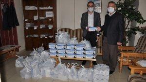 Cuma namazı için maskeler hazır - Bursa Haberleri