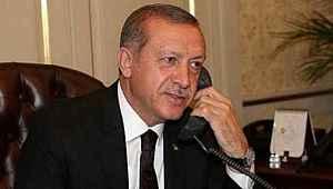 Cumhurbaşkanı Erdoğan, 5 ülkenin lideriyle telefonda bayramlaştı