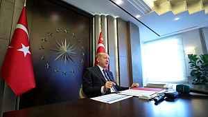 Cumhurbaşkanı Erdoğan, AK Parti İstanbul İl Teşkilatı'na çağrı: Yeni bir seferberlik başlatıyoruz