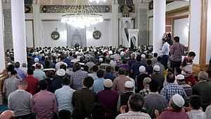 Cumhurbaşkanı Erdoğan: Camiler 29 Mayıs'tan itibaren öğle ve ikindi namazlarında açık olacak