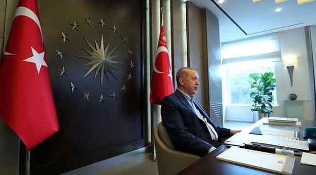 Cumhurbaşkanı Erdoğan'dan erken seçim iddialarına üstü kapalı yanıt