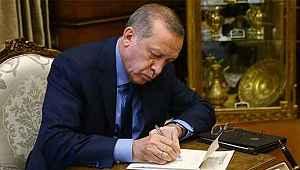 Cumhurbaşkanı Erdoğan'dan Somali Cumhurbaşkanı'na mektup
