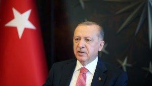 """Cumhurbaşkanı Erdoğan: """"Dünyadan bu hastalığın kökü kazınmadığı sürece teyakkuzda olmamız şarttır"""""""