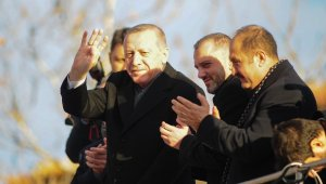 Cumhurbaşkanı Erdoğan müjdesini verdiği: Bomba Üretim ve Dolum Tesisi için ilk adım gerçekleşti