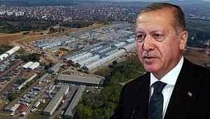 Cumhurbaşkanı Erdoğan paylaştı... İşte salgın hastanelerinin içerisinden ilk görüntü