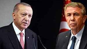 Cumhurbaşkanlığı anketinde vatandaşa soruldu: Erdoğan mı, Mansur Yavaş mı?