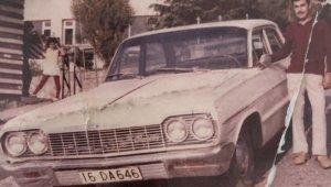 Dedesinin otomobilini 45 yıl sonra bulup satın aldı - Bursa Haberleri
