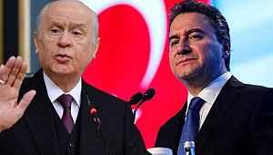 DEVA Partisi başkanı Ali Babacan'dan yeni partiler için