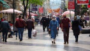 Dün yeni vaka görülmeyen ilimizde bugün sokaklar doldu, taştı