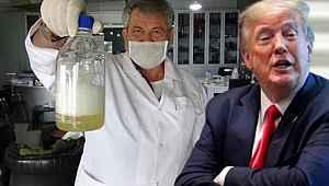 Dünya Trump ile dalga geçti, Türk firması yenilebilir şifalı sabunu üretti