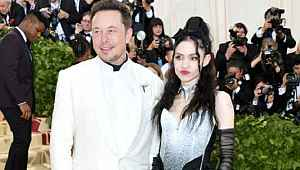 Elon Musk'ın sevgilisi,