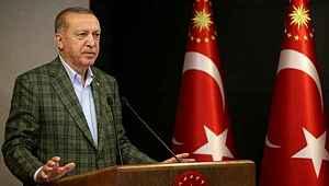 Erdoğan, Ramazan Bayramı'ndaki sokağa çıkma yasağından muaf tutulan meslekleri açıkladı
