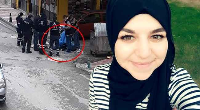 Erkek arkadaşı, sokak ortasında Gülnur'un üzerine şarjör boşalttı