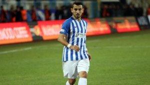Erzurumspor'lu futbolcu Emrah Başsan,