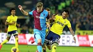 Fenerbahçe-Trabzonspor Türkiye Kupası yarı final rövanş maçının tarihi belli oldu