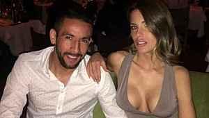 Fenerbahçeli Mauricio Isla'nın model eşiyle yaptığı dans beğeni topladı