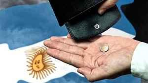 Finansal açıdan zor günler geçiren Güney Amerika ülkesi 9'uncu kez iflas ediyor