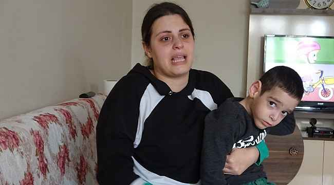Gözü yaşlı annenin tek isteği oğlunun ilaçlarına ulaşabilmek - Bursa Haberleri