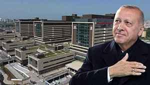 Günde 35 bin hastaya hizmet verecek Başakşehir Şehir Hastanesi, hizmete açıldı