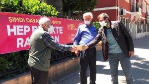 Gürsu sokakları çınarların mutluluğuyla ısındı - Bursa Haberleri