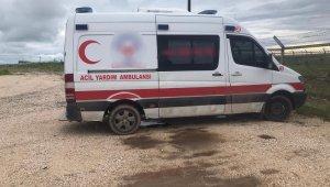 Hasta numarası yapıp kiraladığı ambulanstan 6 valiz uyuşturucu çıktı