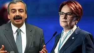 HDP ve İYİ Parti arasındaki